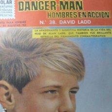 Tebeos: COMIC DANGER-MAN Nº 38 DE DOLAR. Lote 263646890
