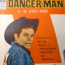Tebeos: COMIC DANGER-MAN Nº 20 DE DOLAR. Lote 263647035