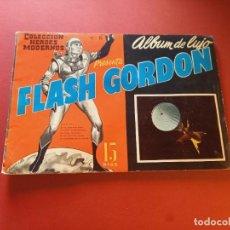 Tebeos: ALBUM DE LUJO - FLASH GORDON Nº 6 - HEROES MODERNOS -DOLAR. Lote 264137340