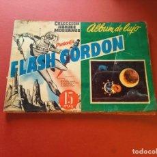 Giornalini: ALBUM DE LUJO - FLASH GORDON Nº 7 - HEROES MODERNOS -DOLAR. Lote 264139145