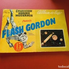Giornalini: ALBUM DE LUJO - FLASH GORDON Nº 10 - HEROES MODERNOS -DOLAR. Lote 264139395