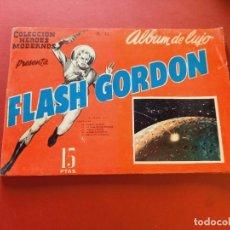 Giornalini: ALBUM DE LUJO - FLASH GORDON Nº 12 - HEROES MODERNOS -DOLAR. Lote 264139604