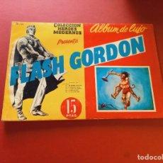 Giornalini: ALBUM DE LUJO - FLASH GORDON Nº 15 - HEROES MODERNOS -DOLAR. Lote 264139780