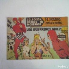BDs: EL HOMBRE ENMASCARADO - SERIE A - NUMERO 36 - COLECCION HEROES MODERNOS - GORBAUD. Lote 266252728