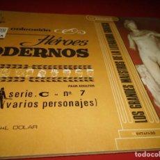 Tebeos: HEROES MODERNOS - SERIE .C- Nº 7 - ( VARIOS PERSONAJES ) - DOLAR. Lote 267262044