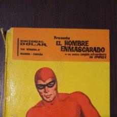Tebeos: COMIC - EL HOMBRE ENMASCARADO - THE PHANTOM - ED. DÓLAR - WILSON MC COY - EN COLOR. Lote 267607494