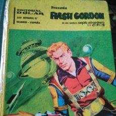 Tebeos: COMIC FLASH GORDON EDITORIAL DOLAR EN COLORES. Lote 267791829
