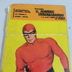 Tebeos: EL HOMBRE ENMASCARADO POR WILSON MC COY TAPA DURA - DOLAR DEFECTUOSO REF. UR. Lote 268760309