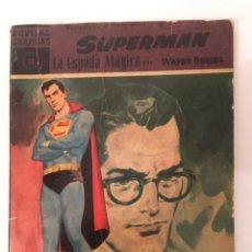 Tebeos: SUPERMAN - LA ESPADA MAGICA - NOVELAS GRAFICAS Nº 10 (DOLAR 1959). Lote 268785059