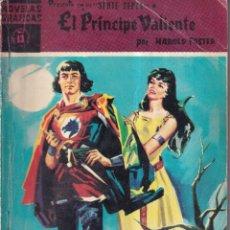 Tebeos: EL PRINCIPE VALIENTE 13 EL CONDE EGIL - HAROLD FOSTER - NOVELAS GRAFICAS - EDITORIAL DOLAR. Lote 268884629