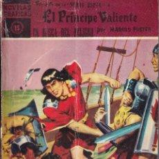 Tebeos: EL PRINCIPE VALIENTE 15 EN BUSCA DEL PELIGRO - HAROLD FOSTER - NOVELAS GRAFICAS - EDITORIAL DOLAR. Lote 268884839