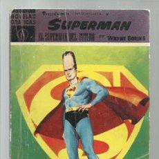 Tebeos: SUPERMAN 14: EL SUPERMAN DEL FUTURO, 1959, DOLAR, BUEN ESTADO. Lote 269155753