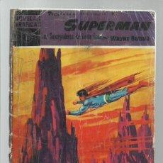 Tebeos: SUPERMAN 15: LOS SUPERPODERES DE LOIS LANE, 1959, DOLAR, USADO.. Lote 269158003