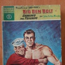 Tebeos: Nº 2 BIG BEN BOLT - FOSTER : CAMINO DEL TRIUNFO COMPARTIR LOTE. Lote 275510398