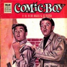 Tebeos: COMIC COLECCION COMIC-BOY Nº 23. Lote 276529508