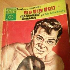 """Tebeos: """"BIG BEN BOLT"""", COMPLETA EDITORIAL DÓLAR, 42 NUMEROS. Lote 277104433"""
