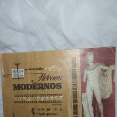 Tebeos: FLASH GORDON- HEROES MODERNOS--COMIC CON OTRO FORMATO MUY ANTIGUO-EDITORIAL DÓLAR--DEPÓSIT LEGAL1958. Lote 277544688