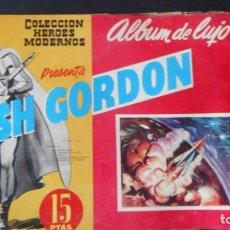 Tebeos: FLASH GORDON Nº 8 ALBUM DE LUJO / C-3. Lote 278575593