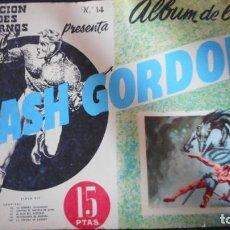 Tebeos: FLASH GORDON Nº 14 ALBUM DE LUJO / C-3. Lote 278575753