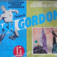Tebeos: FLASH GORDON Nº 16 . ÁLBUM DE LUJO / C-3. Lote 278576028