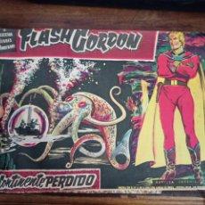 Tebeos: FLASH GORDON. COLECCIÓN HEROES MODERNOS. Nº 1-57. DOLAR, 1959. Lote 278753913