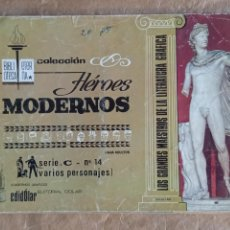 Tebeos: HÉROES MODERNOS - BIBLIOTECA ETERNA (SERIE C) - DÓLAR / NÚMERO 14. Lote 280393528