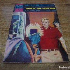 Giornalini: COMIC HEROES MODERNOS BRICK BRADFORD Nº 10 EDITORIAL DOLAR 1966. Lote 281034928