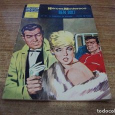 Giornalini: COMIC HEROES MODERNOS BEN BOLT Nº 27 EDITORIAL DOLAR 1960. Lote 281034943