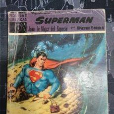 Tebeos: SUPERMAN N°6 EDICIÓN DÓLAR 1954. Lote 286934018
