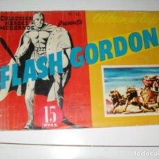 Tebeos: ALBUM DE LUJO 13.FLASH GORDON.EDITORIAL DOLAR,AÑO 1958.. Lote 287576268