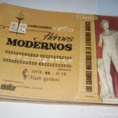 Tebeos: HEROES MODERNOS SERIE B 15(DE 15):FLASH GORDON.EDITORIAL DOLAR,AÑO 1970. Lote 287589313
