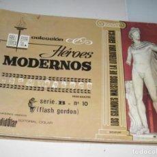 Tebeos: HEROES MODERNOS SERIE B 10(DE 15):FLASH GORDON.EDITORIAL DOLAR,AÑO 1970. Lote 287646418