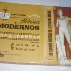 Tebeos: HEROES MODERNOS SERIE B 6 (DE 15):FLASH GORDON.EDITORIAL DOLAR,AÑO 1970. Lote 287646693