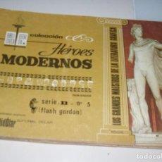 Tebeos: HEROES MODERNOS SERIE B 5 (DE 15):FLASH GORDON.EDITORIAL DOLAR,AÑO 1970. Lote 287646808