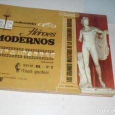 Tebeos: HEROES MODERNOS SERIE B 3 (DE 15):FLASH GORDON.EDITORIAL DOLAR,AÑO 1970. Lote 287646933
