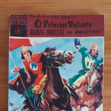 Tebeos: COMICS. EDITORIAL DOLAR. NOVELAS GRAFICAS. EL PRINCIPE VALIENTE Nº22. Lote 287676678