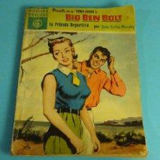 Tebeos: LA PELÍCULA DEPORTIVA. JOHN CULLEN MURPHY. COLECC. BIG BEN BOLT Nº13. EDITORIAL DOLAR 1959. Lote 287820478