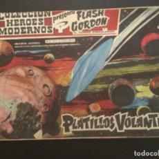 Tebeos: COMIC EDITORIAL DOLAR COLECCIÓN HÉROES MODERNOS FLASH GORDON PLATILLOS VOLANTES 32. Lote 288357613