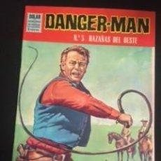 Tebeos: DANGER-MAN Nº5 HAZAÑAS DEL OESTE, EDITORIAL DÓLAR. Lote 288568513