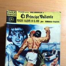 Tebeos: LOTE 16 COMICS PRÍNCIPE VALIENTE. EDITORIAL DOLAR.. Lote 291932773