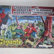 Tebeos: EL HOMBRE ENMASCARADO GIGANTE EDITORIAL DOLAR AÑOS 50. Lote 292369528