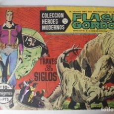Tebeos: HEROES MODERNOS, FLAS GORDON EDITORIAL DOLAR SERIE B, NÚMERO 10. Lote 293878063
