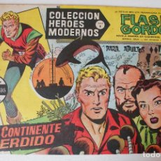 Tebeos: HEROES MODERNOS, FLAS GORDON EDITORIAL DOLAR SERIE B, NÚMERO 31. Lote 293880783