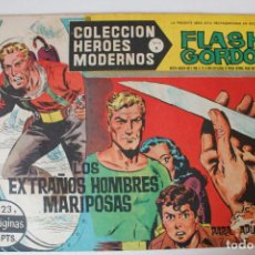 Tebeos: HEROES MODERNOS, FLAS GORDON EDITORIAL DOLAR SERIE B, NÚMERO 23. Lote 293880248