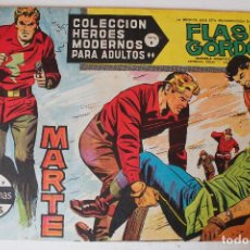Tebeos: HEROES MODERNOS, FLAS GORDON EDITORIAL DOLAR SERIE B, NÚMERO 59. Lote 293881768