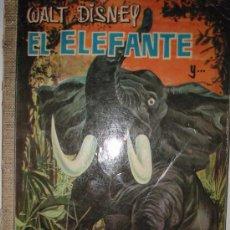 Tebeos: DUMBO Nº 40: EL ELEFANTE. WALT DISNEY, 1968. Lote 27617895