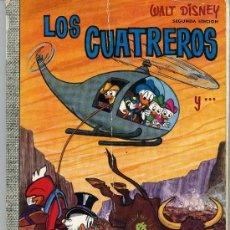 Tebeos: COLECCION DUMBO Nº 31 - LOS CUATREROS. Lote 26319873