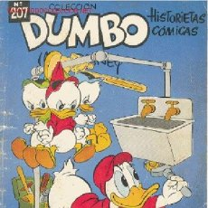 Tebeos: DUMBO Nº 207. Lote 27276782
