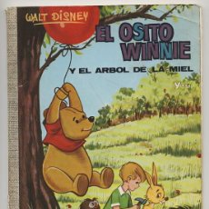 Tebeos: COMIC. DISNEY. EL OSITO WINNIE Y EL ARBOL DE LA MIEL.1968. Lote 23274564