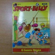 Tebeos: SPORT BILLY, Nº 3, ED. ERSA, AÑO 1980. Lote 11986630